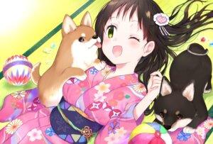 Rating: Safe Score: 28 Tags: kakizato_shinano kimono User: Mr_GT