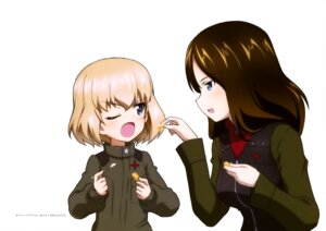 Rating: Safe Score: 20 Tags: girls_und_panzer katyusha nonna uniform User: drop