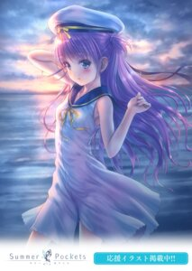 Rating: Safe Score: 36 Tags: dress goto-p katou_umi summer_pockets User: edogawaconan