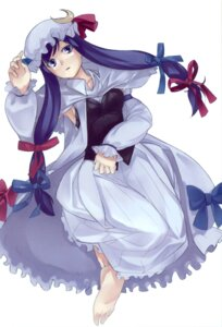 Rating: Safe Score: 5 Tags: obsession patchouli_knowledge touhou virus User: Radioactive