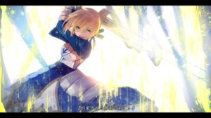 Rating: Safe Score: 29 Tags: armor dress fate/stay_night saber sword tarbo_(exxxpiation) User: charunetra