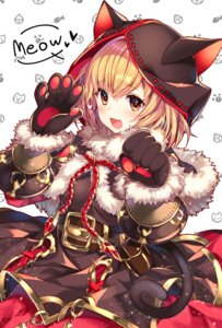 Rating: Safe Score: 43 Tags: animal_ears armor djeeta_(granblue_fantasy) granblue_fantasy homadelic nekomimi tail User: RyuZU