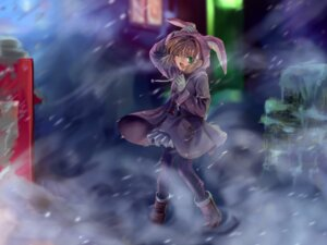Rating: Safe Score: 8 Tags: card_captor_sakura kinomoto_sakura moonknives wallpaper User: blooregardo