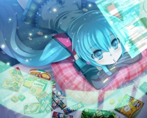 Rating: Safe Score: 41 Tags: hatsune_miku namaru vocaloid User: Mr_GT