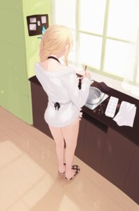 Rating: Safe Score: 56 Tags: ass boku_wa_tomodachi_ga_sukunai cait kashiwazaki_sena sweater User: Mr_GT
