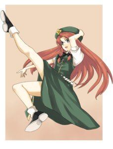 Rating: Safe Score: 7 Tags: aki hong_meiling touhou User: Nekotsúh