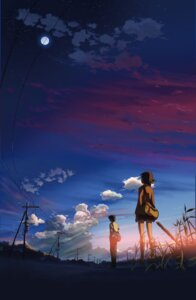 Rating: Safe Score: 36 Tags: 5_centimeters_per_second shinkai_makoto sumida_kanae toono_takaki User: Radioactive