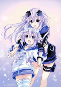 Rating: Questionable Score: 26 Tags: choujigen_game_neptune neptune neptune_(shinjigen_game_neptune_vii) shinjigen_game_neptune_vii thighhighs tsunako User: Radioactive