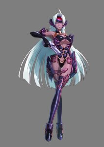 Rating: Safe Score: 24 Tags: super_robot_wars super_robot_wars_og super_robot_wars_og_saga_:_mugen_no_frontier t-elos thighhighs transparent_png underboob xenosaga User: Radioactive