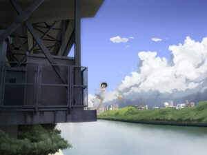 Rating: Safe Score: 10 Tags: kawazu landscape User: charunetra