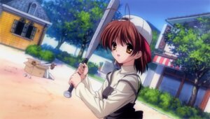 Rating: Safe Score: 23 Tags: baseball clannad furukawa_nagisa User: sdlin2006