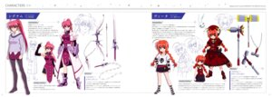 Rating: Safe Score: 8 Tags: character_design mahou_shoujo_lyrical_nanoha mahou_shoujo_lyrical_nanoha_a's mahou_shoujo_lyrical_nanoha_the_movie_2nd_a's signum vita User: Hatsukoi