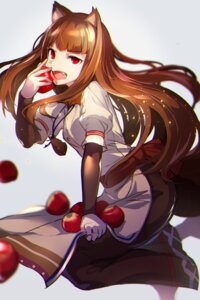 Rating: Safe Score: 17 Tags: animal_ears holo spice_and_wolf tagme tail User: dick_dickinson