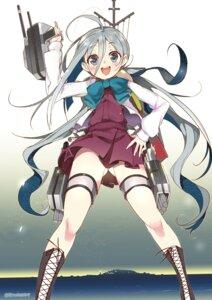 Rating: Questionable Score: 56 Tags: kantai_collection kiyoshimo_(kancolle) naitou_ryu nopan User: DarkRoseofHell