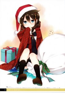 Rating: Safe Score: 19 Tags: christmas kantai_collection moni naoto seifuku shigure_(kancolle) User: kiyoe
