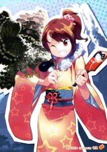 Rating: Safe Score: 8 Tags: kimono yasu User: Twinsenzw