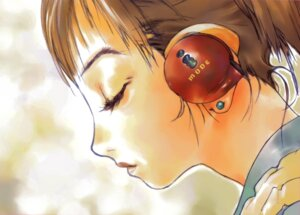 Rating: Safe Score: 4 Tags: headphones okazaki_takeshi platonic_chain User: Radioactive