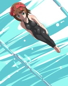 Rating: Safe Score: 2 Tags: a1 amami_haruka initial-g swimsuits the_idolm@ster User: Radioactive