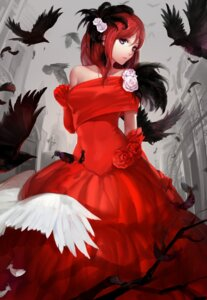 Rating: Safe Score: 106 Tags: dress love_live! nishikino_maki yomi_yasou User: Mr_GT