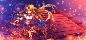 Rating: Safe Score: 11 Tags: capura.l eternal_phantasia fixed horns hoshiguma_yuugi touhou User: sonicshadow