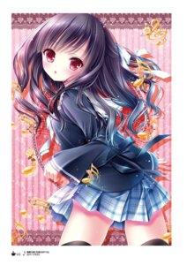 Rating: Safe Score: 25 Tags: momijidani_nozomi seifuku tagme tenshi_no_three_piece! tinkle User: kiyoe
