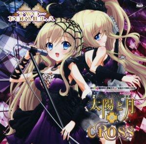 Rating: Safe Score: 49 Tags: chocolat_(noukome) cleavage disc_cover dress hara_yumiko ore_no_nounai_sentakushi_ga_gakuen_love-comedy_wo_zenryoku_de_jama_shiteru User: akusiapa