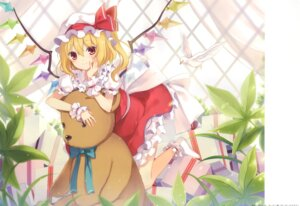 Rating: Safe Score: 34 Tags: 6u flandre_scarlet touhou wings User: b923242