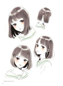 Rating: Safe Score: 11 Tags: expression morikura_en seifuku sketch User: Nepcoheart