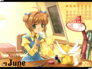 Rating: Safe Score: 13 Tags: calendar card_captor_sakura kerberos kinomoto_sakura moonknives wallpaper User: MugiMugi