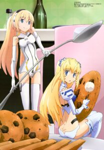 Rating: Safe Score: 36 Tags: altlene arnval busou_shinki headphones leotard thighhighs yoshie_hiroshi User: Radioactive