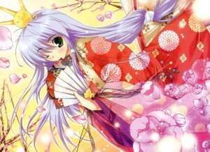Rating: Safe Score: 22 Tags: august feena_fam_earthlight kimono mikeou yoake_mae_yori_ruriiro_na User: crim