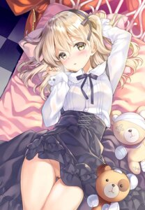 Rating: Explicit Score: 95 Tags: bandages dress girls_und_panzer gothic_lolita loli lolita_fashion nopan pussy rei rei's_room shimada_arisu skirt_lift uncensored User: Nico-NicoO.M.