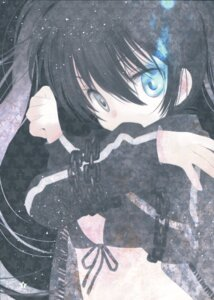 Rating: Safe Score: 13 Tags: bikini_top black_rock_shooter black_rock_shooter_(character) rami vocaloid User: Radioactive