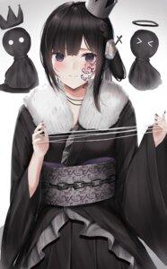 Rating: Safe Score: 17 Tags: kimono mo_(artist) tagme tattoo User: Dreista