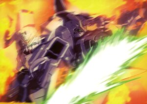 Rating: Safe Score: 5 Tags: gundam gundam_deathscythe gundam_sandrock gundam_wing mecha User: Radioactive