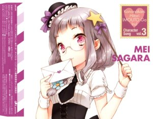 Rating: Safe Score: 31 Tags: cuteg disc_cover kono_naka_ni_hitori_imouto_ga_iru! megane sagara_mei User: mula3