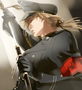 Rating: Safe Score: 9 Tags: get_backers male papillon10 sword uniform uryuu_toshiki User: mash