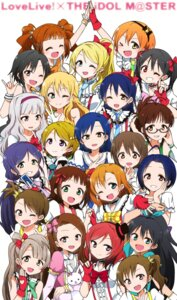 Rating: Safe Score: 27 Tags: akizuki_ritsuko amami_haruka ayase_eli crossover futami_ami futami_mami ganaha_hibiki hagiwara_yukiho hoshii_miki hoshizora_rin kidachi kikuchi_makoto kisaragi_chihaya koizumi_hanayo kousaka_honoka love_live! megane minami_kotori minase_iori miura_azusa nishikino_maki shijou_takane sonoda_umi takatsuki_yayoi the_idolm@ster toujou_nozomi yazawa_nico User: Radioactive