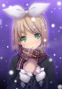 Rating: Safe Score: 26 Tags: kagamine_rin kintarou_(kintarou_room) vocaloid User: Mr_GT