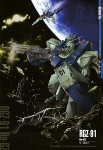 Rating: Safe Score: 9 Tags: char's_counterattack gun gundam mecha shino_masanori User: Radioactive