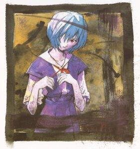 Rating: Safe Score: 10 Tags: ayanami_rei neon_genesis_evangelion seifuku User: Radioactive