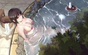 Rating: Questionable Score: 44 Tags: bathing bikini erect_nipples gins onsen swimsuits wet User: Mr_GT