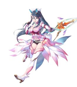 Rating: Questionable Score: 12 Tags: animal_ears armor azutarou cleavage fire_emblem_heroes gen'ei_ibun_roku_#fe heels nintendo sheeda thighhighs tsubasa_oribe weapon User: fly24