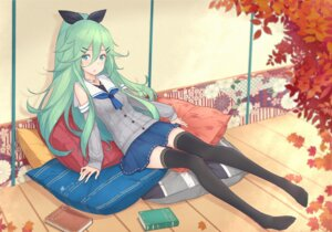 Rating: Safe Score: 36 Tags: adam700403 kantai_collection seifuku thighhighs yamakaze_(kancolle) User: nphuongsun93