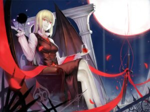 Rating: Safe Score: 18 Tags: ex_rumia fightpower sword touhou wings User: animeprincess