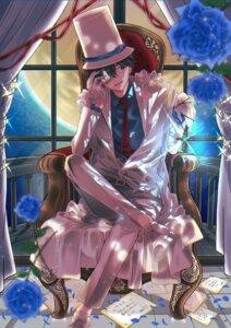 Rating: Safe Score: 5 Tags: aki_konoe business_suit detective_conan kaitou_kid male User: charunetra