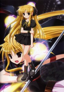 Rating: Safe Score: 28 Tags: fate_testarossa higa_yukari mahou_shoujo_lyrical_nanoha User: Share