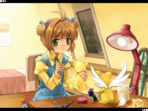 Rating: Safe Score: 9 Tags: card_captor_sakura kerberos kinomoto_sakura moonknives wallpaper User: blooregardo