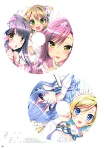 Rating: Safe Score: 9 Tags: aile_(studio) dress kamiya_maneki relations._sister_x_sister. User: crim