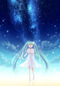 Rating: Safe Score: 11 Tags: dress hatsune_miku orange_(artist) vocaloid User: 椎名深夏
